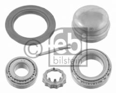 Wheel Bearing Kit Rear With Hub 99 to 03 (From Chassis No 9K-X-541901)